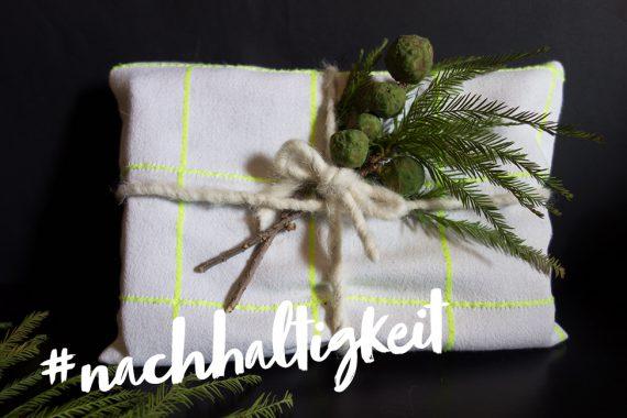 geschenke nachhaltig verpacken diy weihnachtsgeschenke