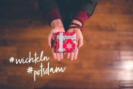 Potsdam wichtelt wichteln julklappt