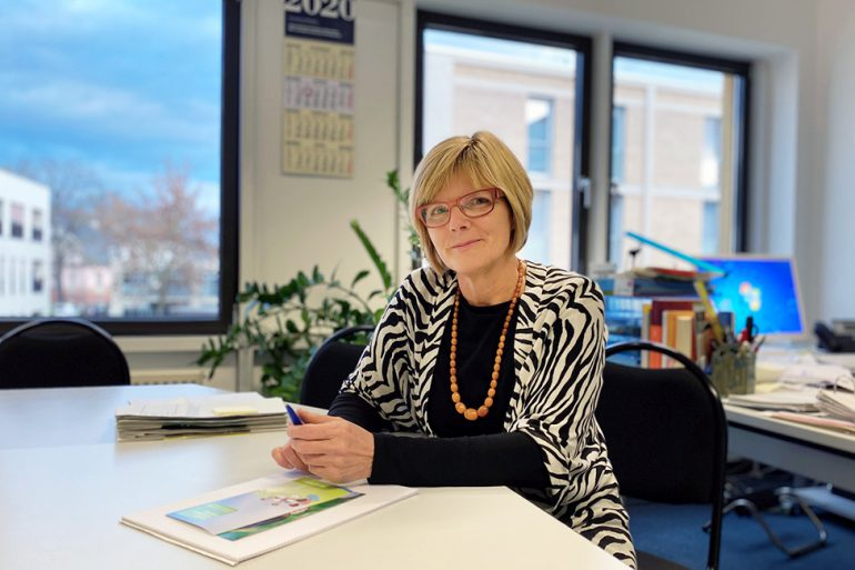 Sabine Reisenweber Jugendamt Potsdam