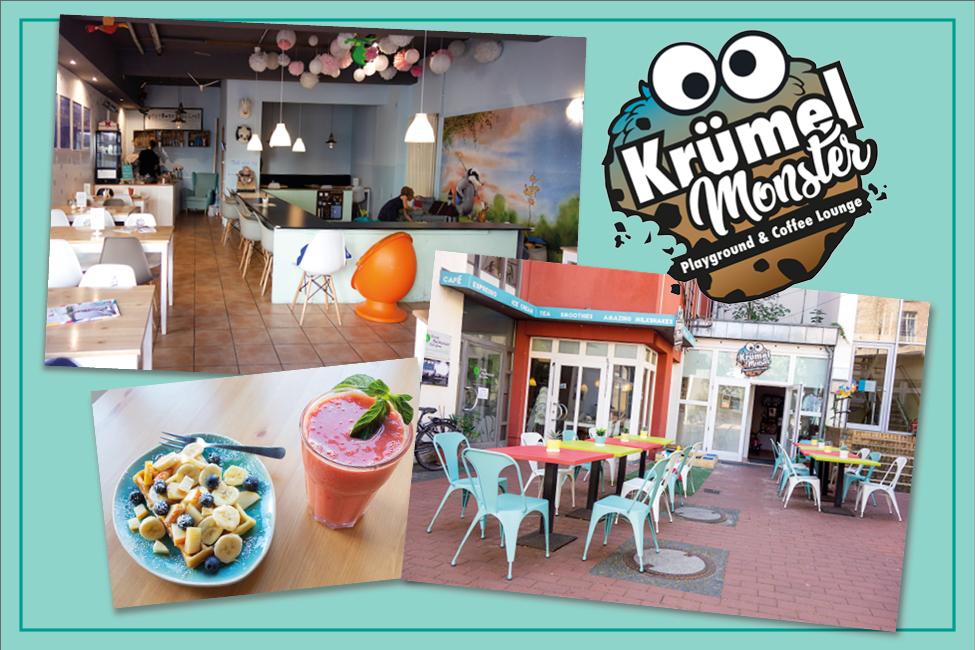 Krümelmonster Potsdam Kindercafé Familiencafé Eltern-Kind-Café