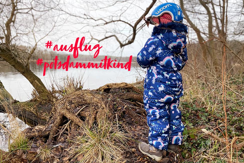 Ein Ausflugstipp für den Winter - die Römerschanze im Potsdamer Norden!