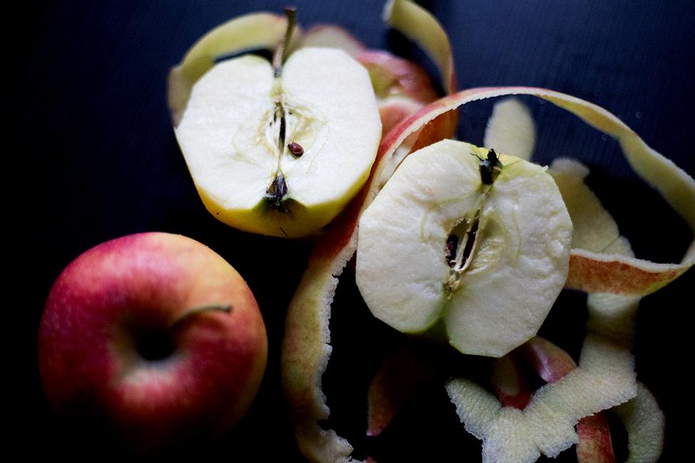 Backen mit Kindern: Leckere Apfel-Cranberrie-Schnecken
