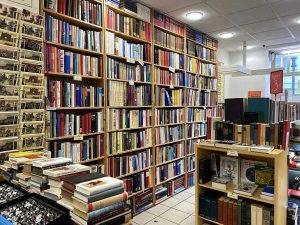 Bücher spenden Bücherfundgrube Potsdam