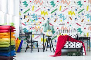 Kinderzimmer Fototapete Jugendzimmer