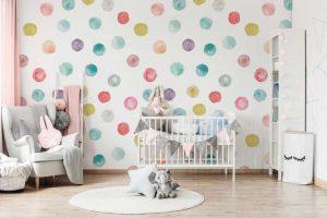 Kinderzimmer Fototapete