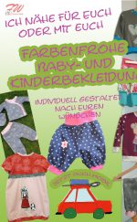 Kinderbekleidung individuell