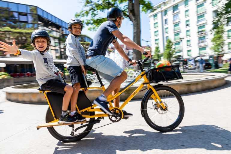 Lastenrad kaufen Potsdam Pedales