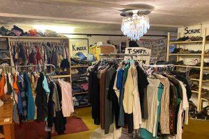 Umverteiler Potsdam Kleidung spenden