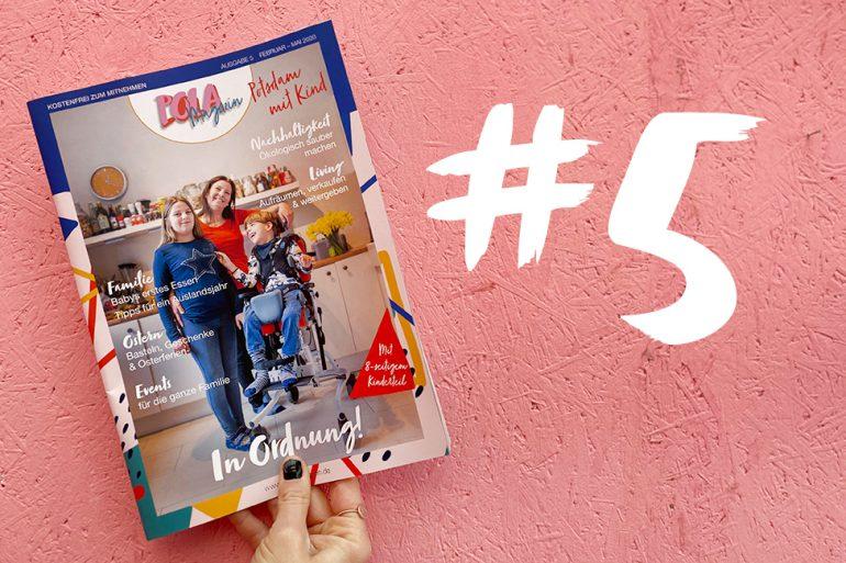 POLA Magazin Familienmagazin Potsdam