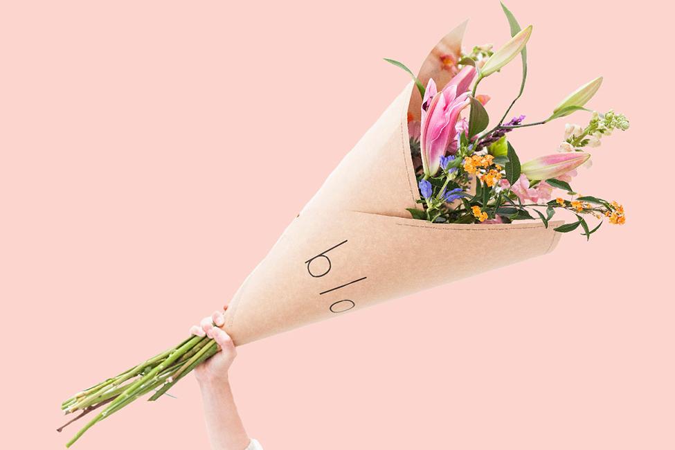 Blumen von bloomon Blumen-Abo