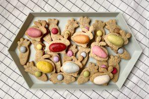 Oster-Plätzchen backen mit Kindern Rezept
