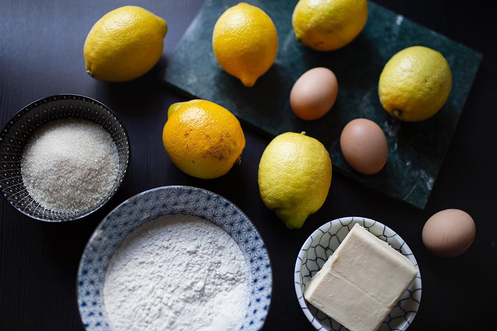 Rezept Schwedische Zitronentarte