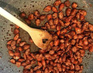 rezept gebrannte mandeln