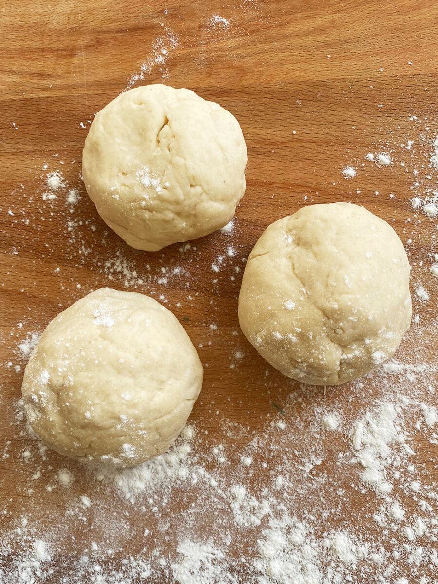Bazlama rezept Fladenbrot Essen