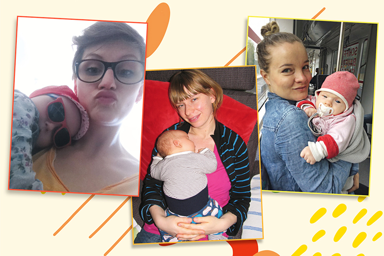 pola magazin baby special schwangerschaft caro theresia christiane