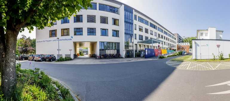 Geburt Potsdam Bergmann Klinikum