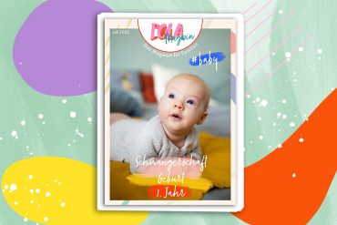 eMag epaper ebook baby geburt schwangerschaft pola magazinv