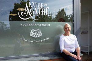 Lotsendienst Potsdam Käthe Agathe Kuchen bestellen Potsdam Claudia Goldman