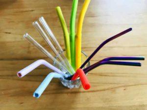 strohhalme trinkhalme silikon glas edelstahl nachhaltigkeit küche