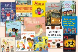 vielfalt antirassismus kinderbücher