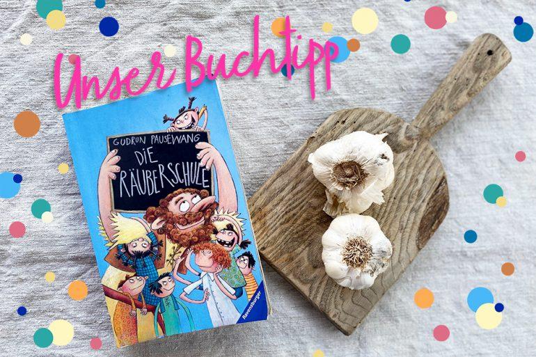 Die Räuberschule Kinderbuch lesen Schulkind