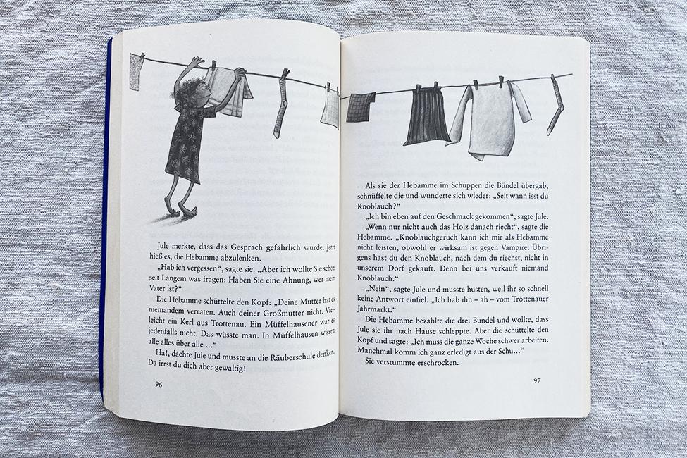 Die Räuberschule Kinderbuch vorlesen lesen