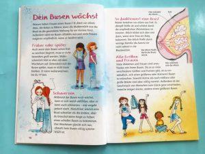 Aufklärung Buch Pubertät Mädchen