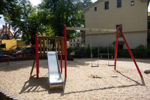 Spielplätze in der Potsdamer Innenstadt