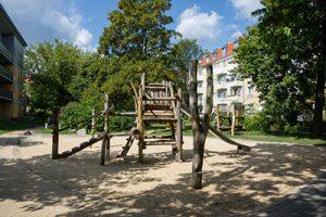 Spielplätze in der Potsdamer Innenstadt Familie Kinder