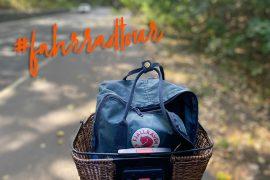 Familien-Fahrradauslug in das Potsdamer Umland