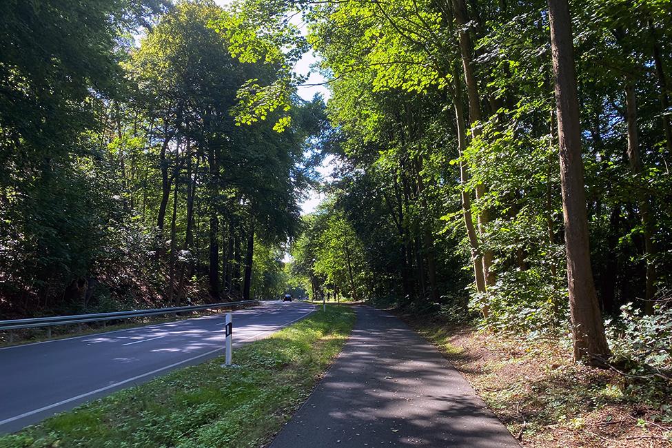 Fahrradtour Potsdam Familie