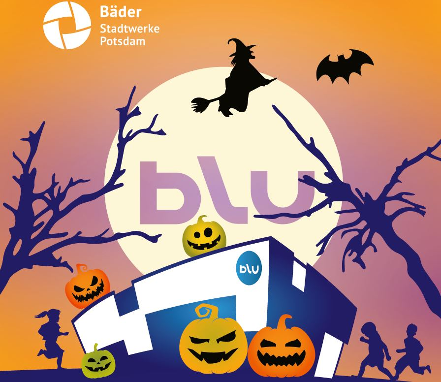 halloween party blu potsdam