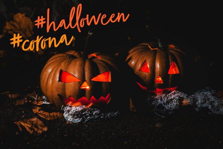 halloween corona
