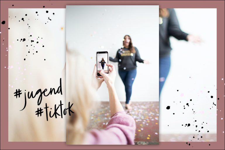 TikTok App Jugendliche Eltern Medien Konsum