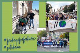 Fridays for Future in Potsdam