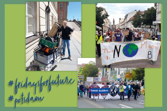 Fridays for Future in Potsdam