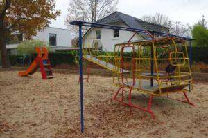 spielplatz potsdam berlin hubschrauber landeplatz steinstücken