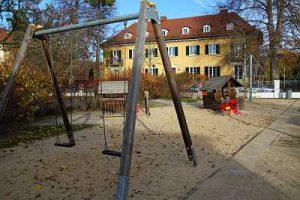 spielplatz potsdam griebnitzsee virchowstrasse