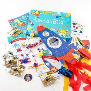 toucanbox bastelbox geschenk gutschein code