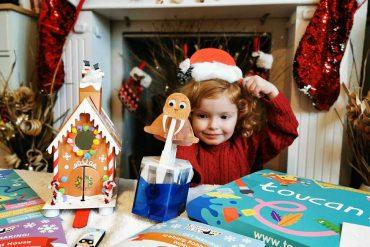 toucanbox bastelbox geschenk gutschein code weihnachten