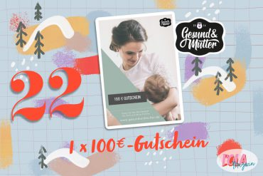 Gesund & Mutter Adventskalender Gewinspiel
