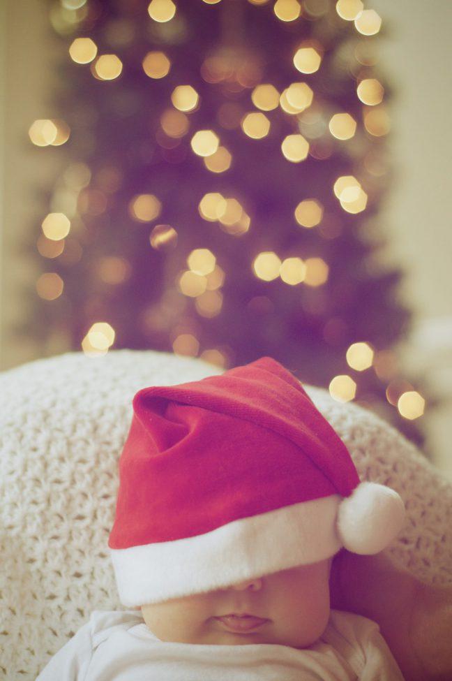 Weihnachten mit Baby Tipps