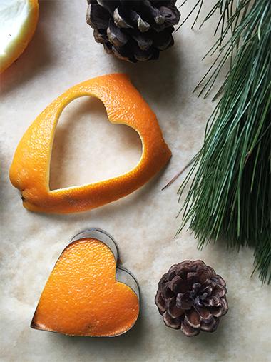 Rezept für Kinderpunsch Orangen Weihnachten DIY