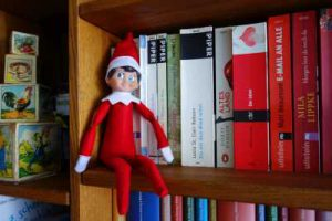 elf on the shelf puppe weihnachten
