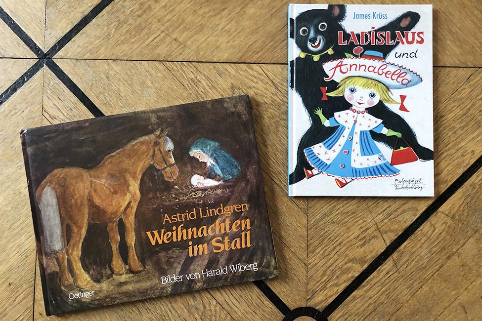 Weihnachtsbücher für Kinder lesen Geschenke