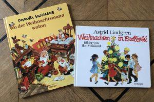 Weihnachtsbücher für Kinder Astrid Lindgren