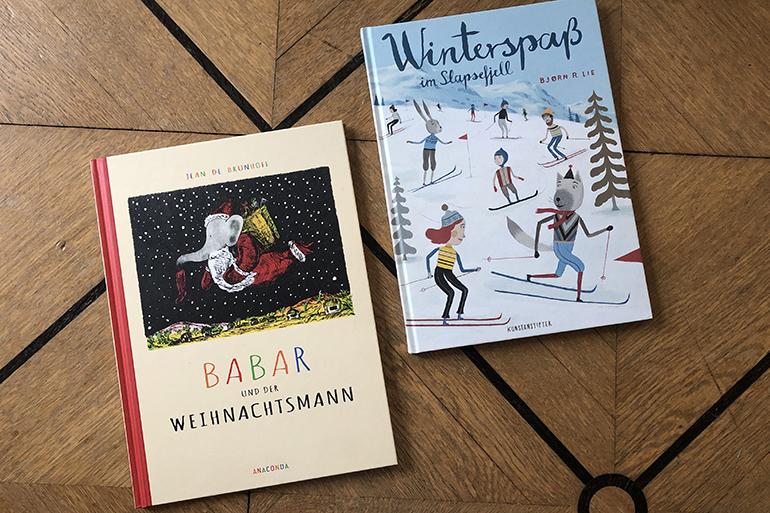 Kinderbuch Weihnachten schenken