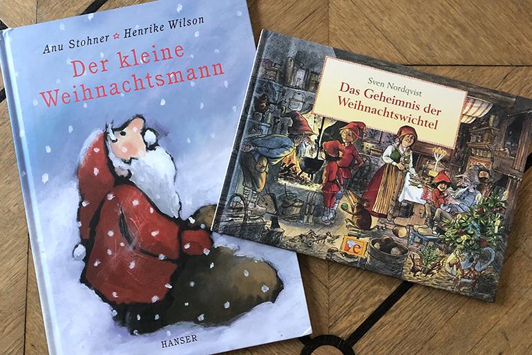 Weihnachtsbücher für Kinder Geschenke