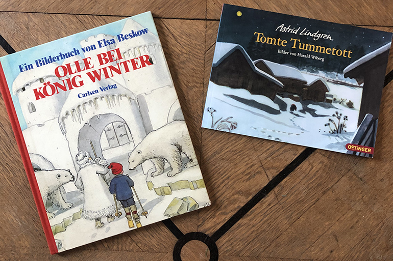Weihanchtsbuch Kinder Weihnachten lesen Geschenk