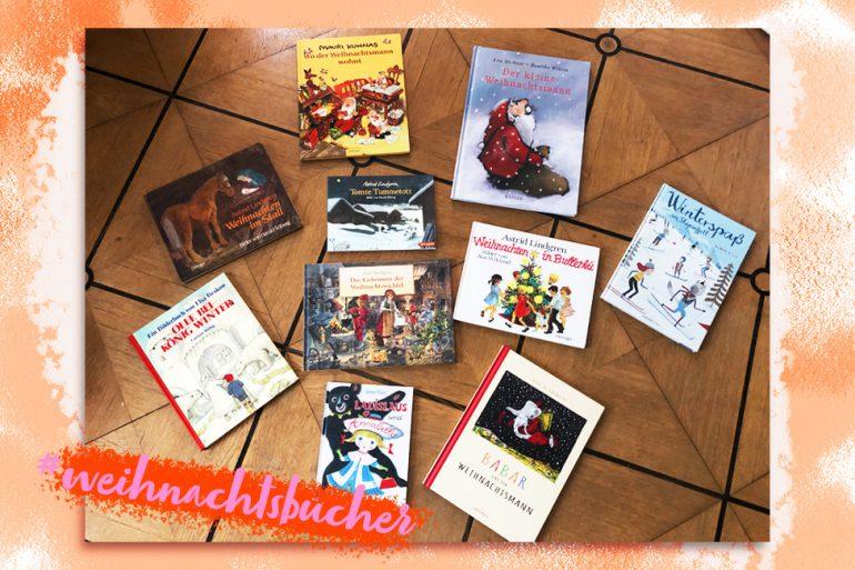 Weihnachtsbücher für Kinder Weihnachten Geschenke vorlesen